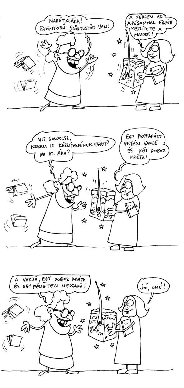 tanárnők