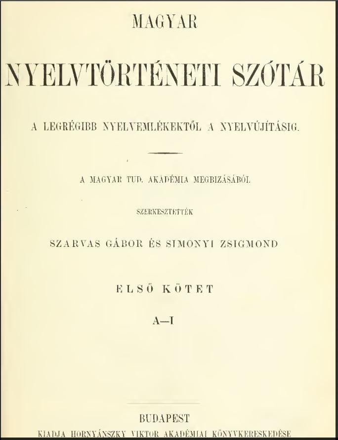 magyar-nyelvtorteneti-szotar
